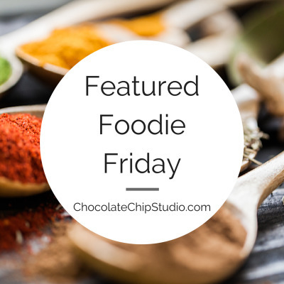 "I'm featured on ""Featured Foodie Friday"""
