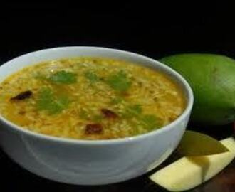 Raw Mango Rassam Recipe / Mangaai Rassam l Indian Cooking Recipe
