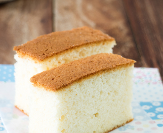 Castella Cake: Soft and fluffy Castella cake