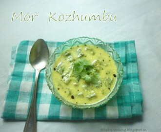 Mor Kuzhambu  |  Easy Gravy For Rice | Buttermilk  Recipes