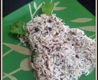Pepper - Jeera Rice