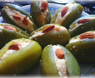 """Parwal Mithai/ Sweet Pointed Gourd"""
