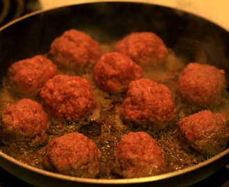Indian Meat Ball Curry - Goan meat ball curry recipe