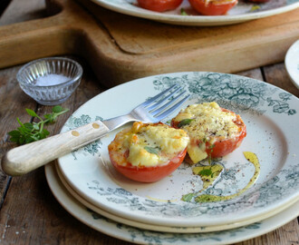 Saint Marcellin Cheese, Tomatoes and Basil – A Delectable Random Recipe from Nigel Slater