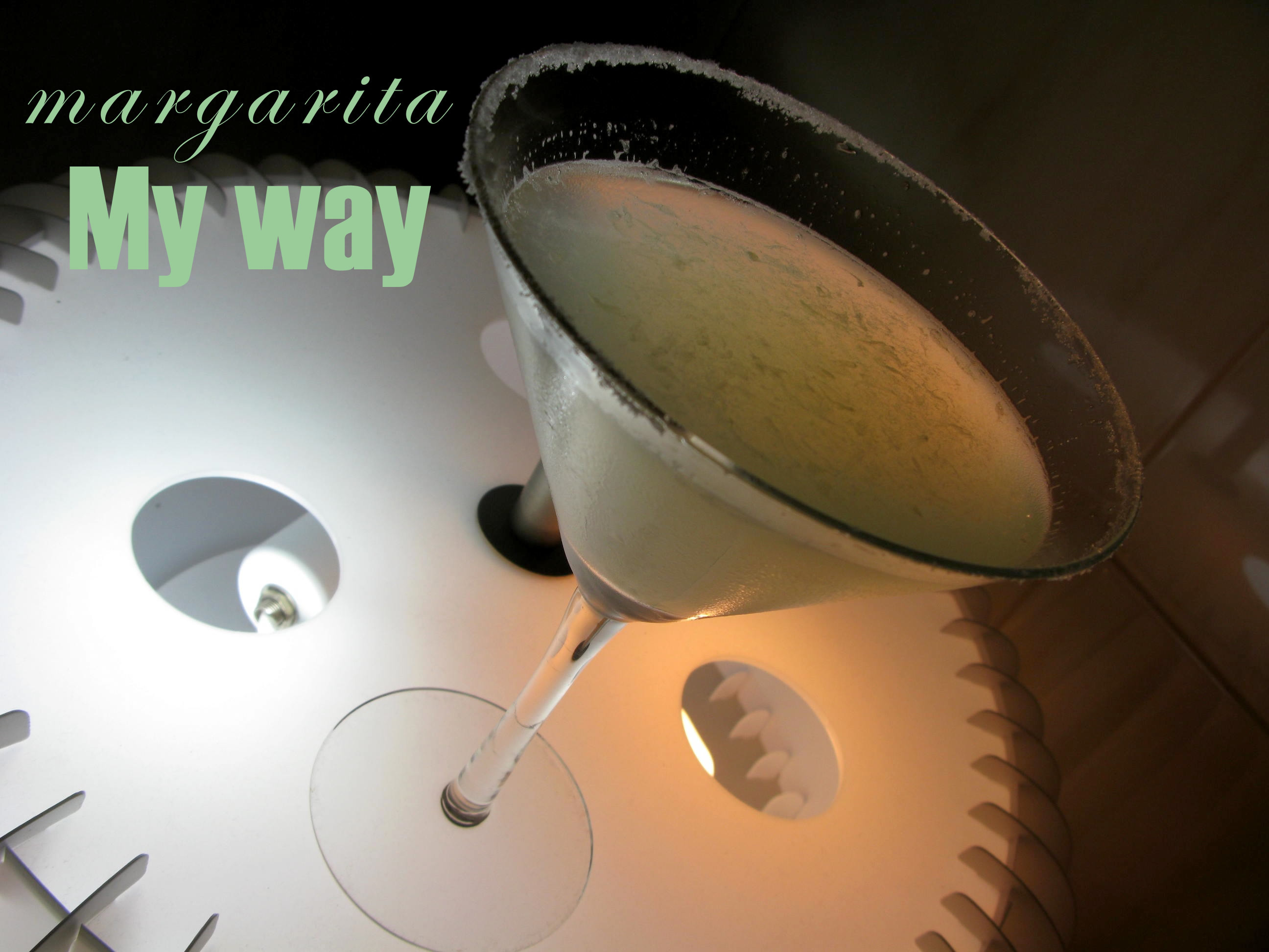 "Margaritas ""My Way"""
