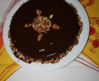 Bolo de Chocolate do Dancing Days