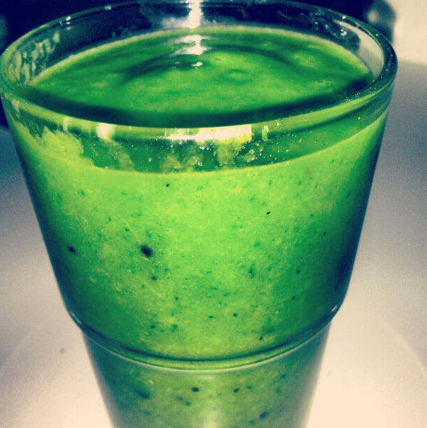 Smoothie Saturday: Groene smoothie recept