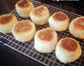 The Great British Bake Off 2013 - English Muffins