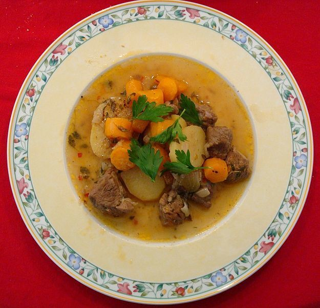 How To Make Irish Lamb Stew Like Mother Used To Make