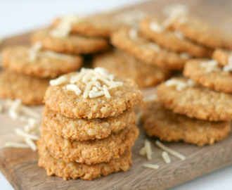 RECEPT: Surinaamse kaaskoekjes (glutenvrij) - This Girl Can Cook