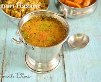 Cumin Rasam Recipe| South Indian Lunch Recipes