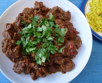 Lamb & Tomato Curry