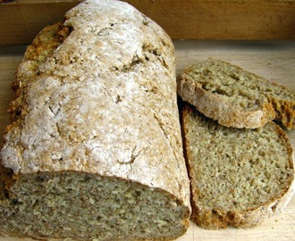Brown Soda Bread by Darina Allen...
