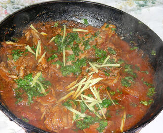 Perfect Lamb/Mutton/ or Chicken Balti Curry