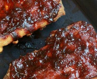 BBQ Ribs New York, la receta definitiva de costillas de cerdo a la barbacoa