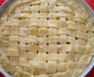 Apple Pie (Tarte de Maçã)
