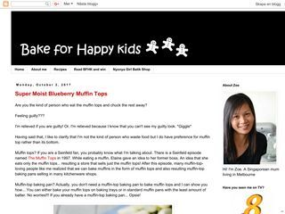 Bake for Happy Kids