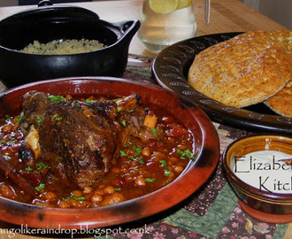 Moroccan Inspired Slow-Cooked Lamb