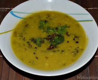 Mixed Dal /Mixed Lentil recipe