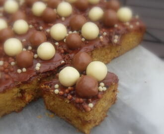 Malteaser Brownies, The Naughty Ones