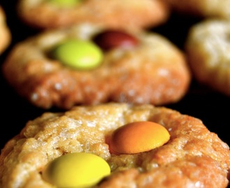 Cookies de colors (i una idea per regalar)