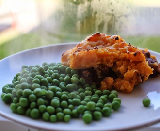 Vegetarian Cottage Pie for all of the family