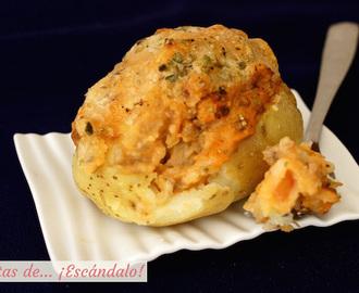 Recetas de como cocinar la trucha al horno mytaste for Cocinar patatas rellenas