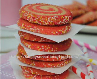 Spiral cookies ~Secret recipe Club Challenge September 23rd