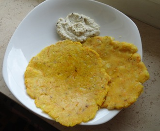 Akki Rotti/Rice Pancake/Indian Rice bread