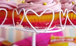 cupcakes doces