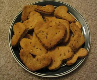 Quick Cumin Cookies: