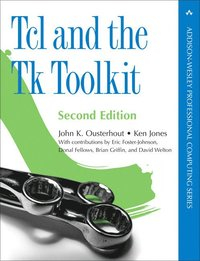 Tcl and the Tk Toolkit