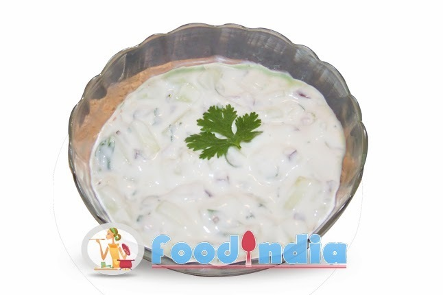 Cucumber Raita Recipe |  Delicious Cucumber and Yogurt Salad Recipe
