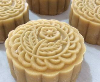 ~ Traditional Baked MoonCake  传统烘皮中秋月饼 ~