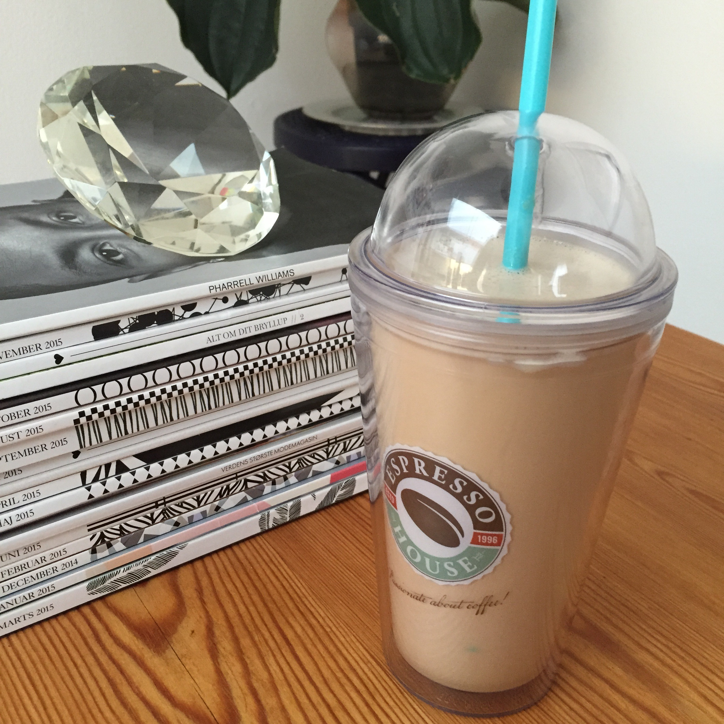 Iced Caramel Protein Coffee
