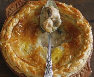 CHICKEN PIE (PASTEL DE POLLO)