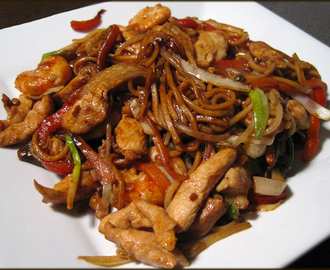 Jan's Chicken Chow Mein Recipe