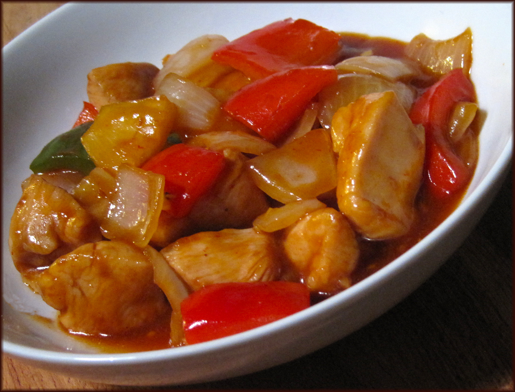 Chinese Sweet and Sour Chicken Recipe