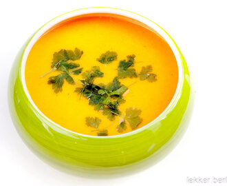Butternut Kürbis Suppe