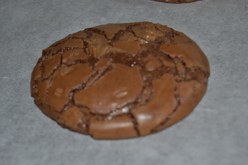 Himmelske brownie Cookies