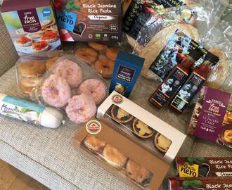 My Allergy & Free From Show North Gluten Free Haul 2016