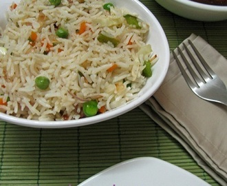 Chinese Veg Fried Rice