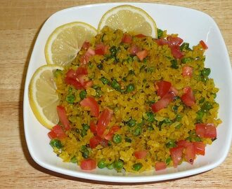 Manjula's Kitchen Poha (Flattened Rice) Post navigation