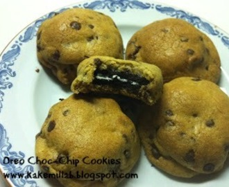 Oreo Choc-Chip Cookies