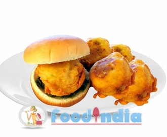 Famous Indian Fast Food Batata Vada Recipe