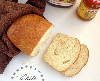 Basic White Bread / White Sandwich Bread