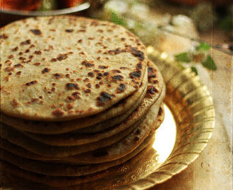 Broccoli Paratha Recipe | How to Make Simple Stuffed Parathas