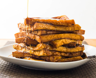 Perfect Quick-and-Easy French Toast Recipe