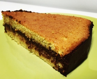 Receta de TARTA BIZCOCHO DE CURRY Y CHOCOLATE