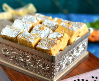 Besan Mawa Burfi | Burfi Recipes | Diwali Sweets Recipes